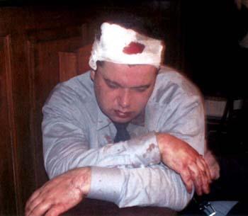 Сергій Ратушняк жорстоко побив директора стоматологічної клініки