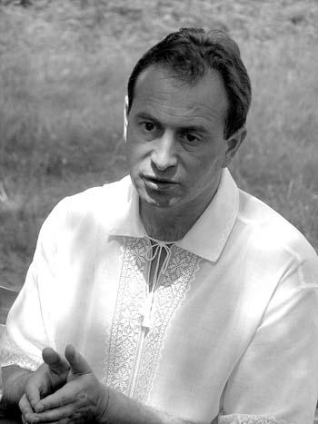 Віце-прем'єр-міністр України з гуманітарних питань Микола ТОМЕНКО