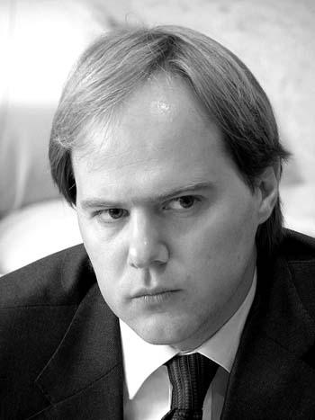 Генеральний консул Великої Британії в Україні Мартін ХАРРІС.