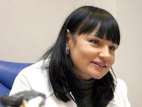 Кильчицкая в перерывах КГГА рисует картины