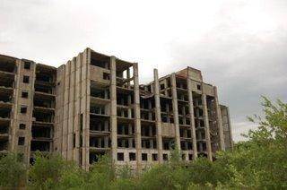 Останки Пестряловской РЛС, фото из архива UA-Reporter.com