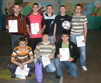 Молоді соціалісти взяли бронзу на кубку KMDFKSZ
