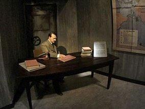 В новый музей мадам Тюссо будут завлекать Гитлером.