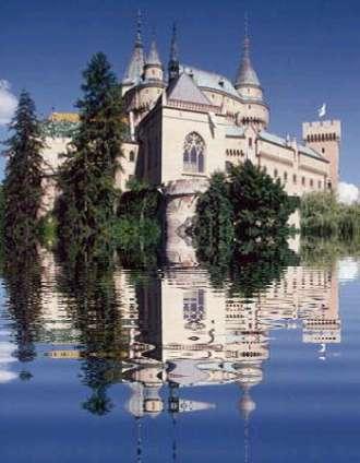 Словакия. Спишский Град, основанный в XII веке