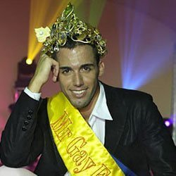 В Будапеште на конкурсе геев победу праздновал испанец.