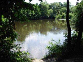 Неизвестное ужгородское озеро
