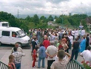 Правительство готовится закрыть соляные шахты в закарпатском Солотвино.