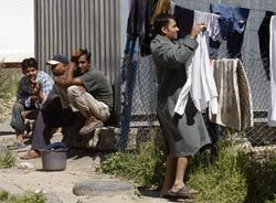 THESE MEN ARE DETERMINED TO FIND A JOB IN UKRAINE OR THE EU BECAUSE THEY ARE DOOMED TO POVERTY IN THEIR HOMELAND