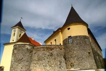 Ужгородский замок (XIII ст.)