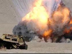 Цхинвали подвергается ракетным обстрелам