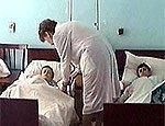 В Ужгороде МЧС спасло Детский дом милосердия