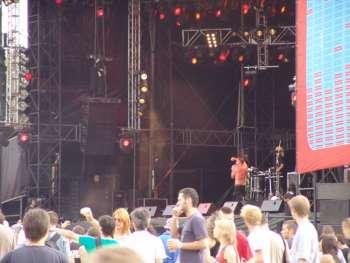 40 тысяч гостей принимает Sziget Festival-2008