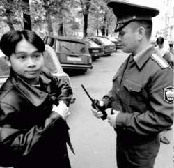 Нелегалов в Закарпатье становится все больше и больше