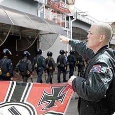Фашизм - не перевернутая страница Европы