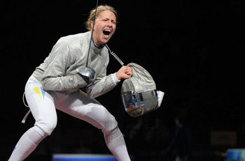 17-летняя чемпионка Олимпиады Ольга Харлан