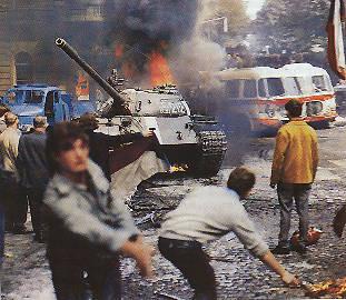 В Праге 1968 год будут помнить еще долго