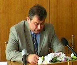 Эрнест Нусер, начальник управления внешнеэкономических связей и туризма Закарпатской облгосадминистрации.