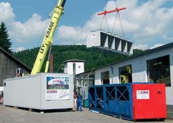 Энергетическая станция на основе газа появится в Ужгороде