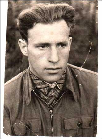 На Воркуте Петр Тракслер прожил 36 лет. Фото 1956-го, сразу после реабилитации.