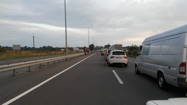 КПП ТИСА, Чоп, Венгрия, граница, очередь