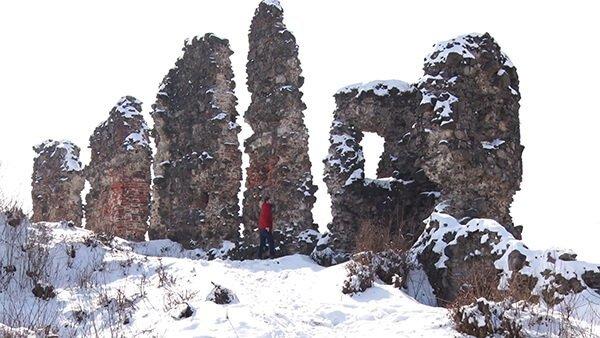 Хустський замок приховує чимало таємниць (ВІДЕО)