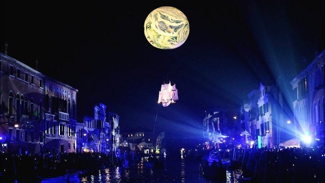 В Венеции стартовал главный карнавал Европы