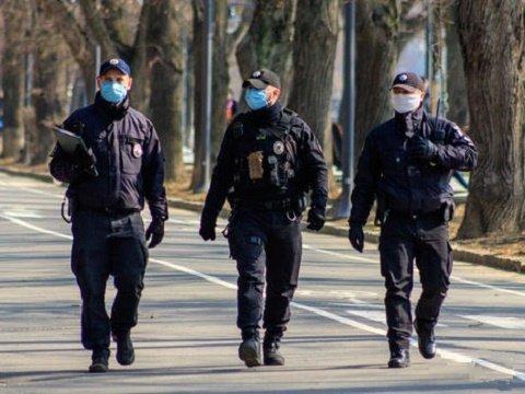 Коронавирус: В Нацполиции рассказали сколько человек в Украине не соблюдают карантин