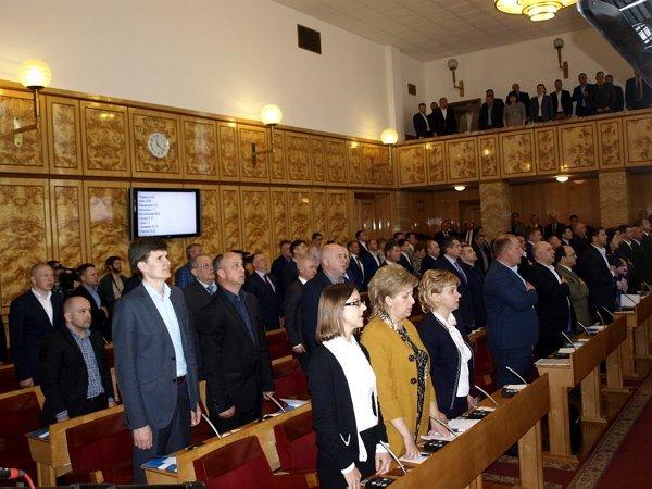 Депутати підтримали спеціальний економічний статус Закарпатської області