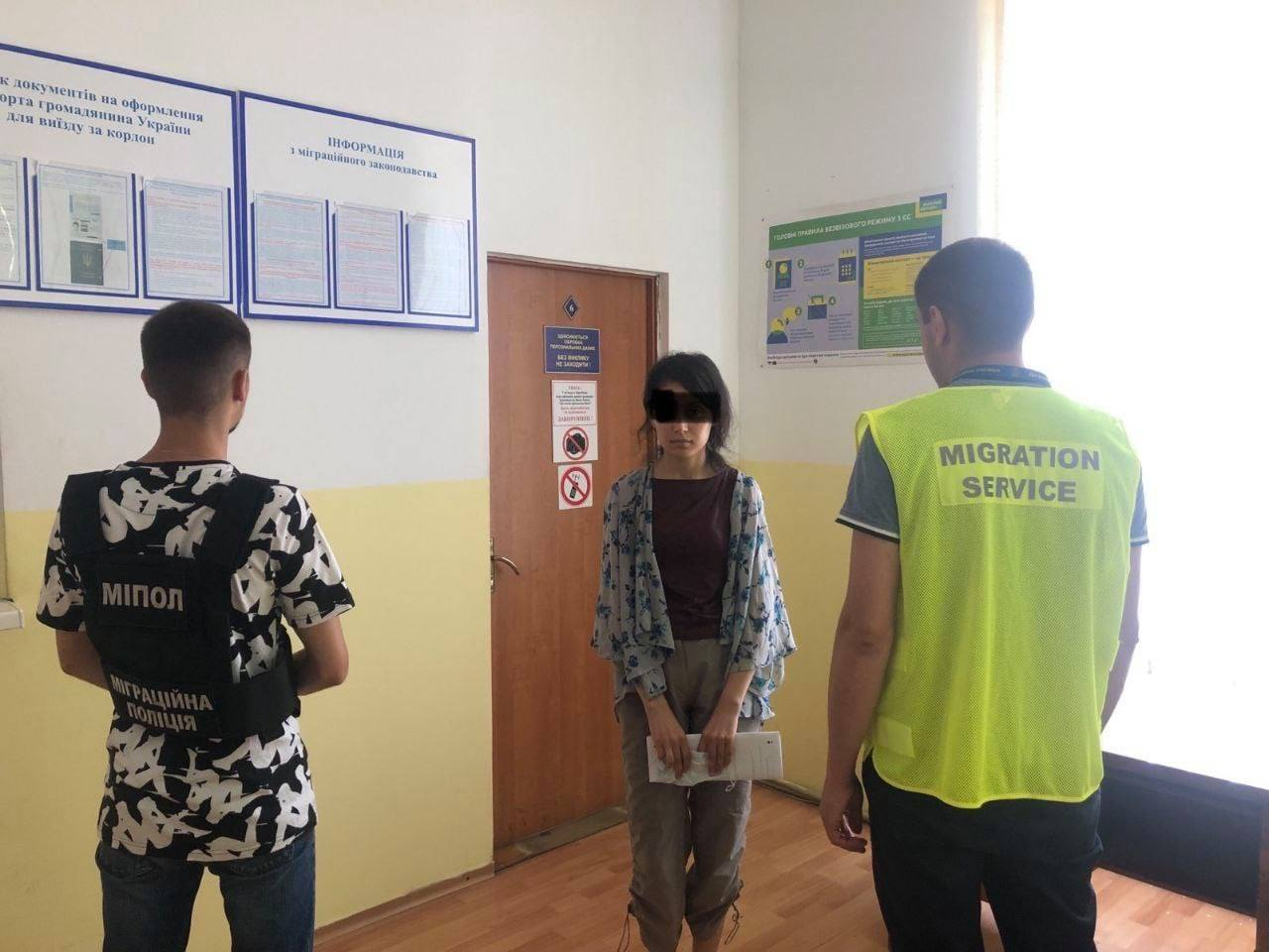 """В Мукачево провели """"зачистку"""" нелегалов: Некоторых оштрафовали, а некоторых и вовсе депортировали"""