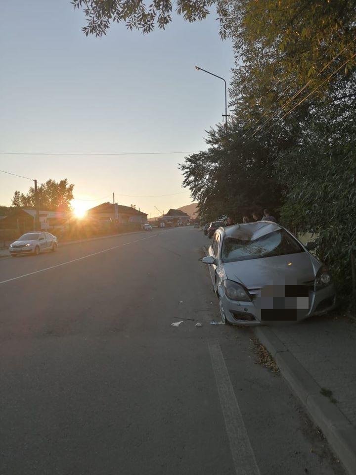 Винуватець аварії на Закарпатті з потерпілим зник у невідомому напрямку