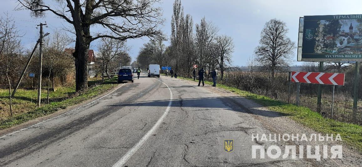 Вчерашнее ДТП в Закарпатье оказалось роковым: Один человек не выжил, среди пострадавших маленький ребёнок