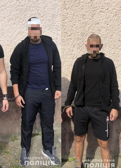 В Закарпатье двое подростков устроили стрельбу ни с того, ни с сего