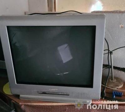 В Закарпатье нагло обокрали офис - вытащили всю технику и не только