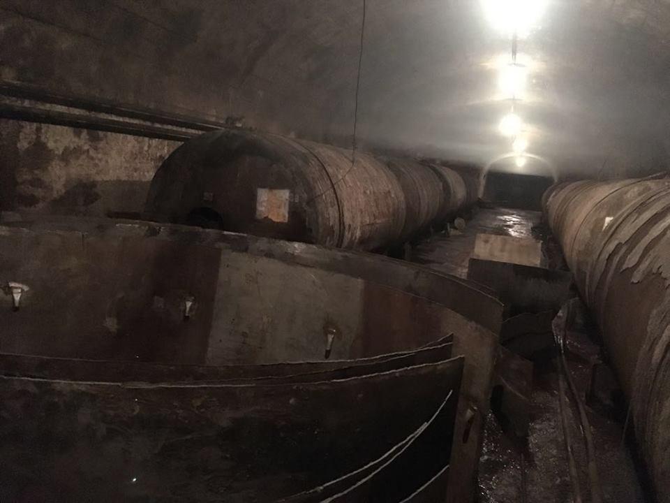 Закарпатська поліція повідомляє про затримання крадіїв металу в Бобовище