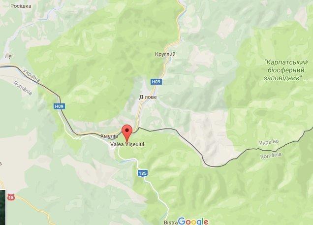 Контрабандистів з Закарпаття румуни зупиняли пострілами