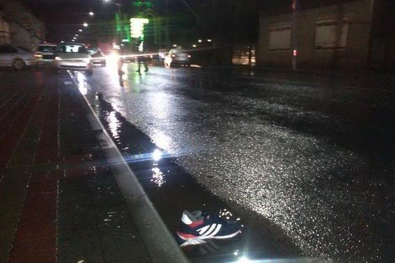 Закарпатська поліція повідомляє про смерть на дорозі
