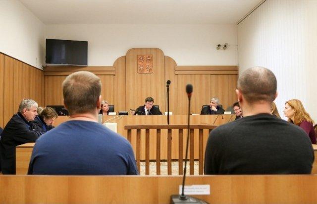 У чеському місті Табор судять за вбивство 2-ох громадян України