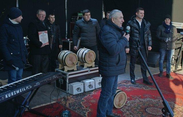 У Мукачеві нагородили кращих виноробів цьогорічного фестивалю вина.