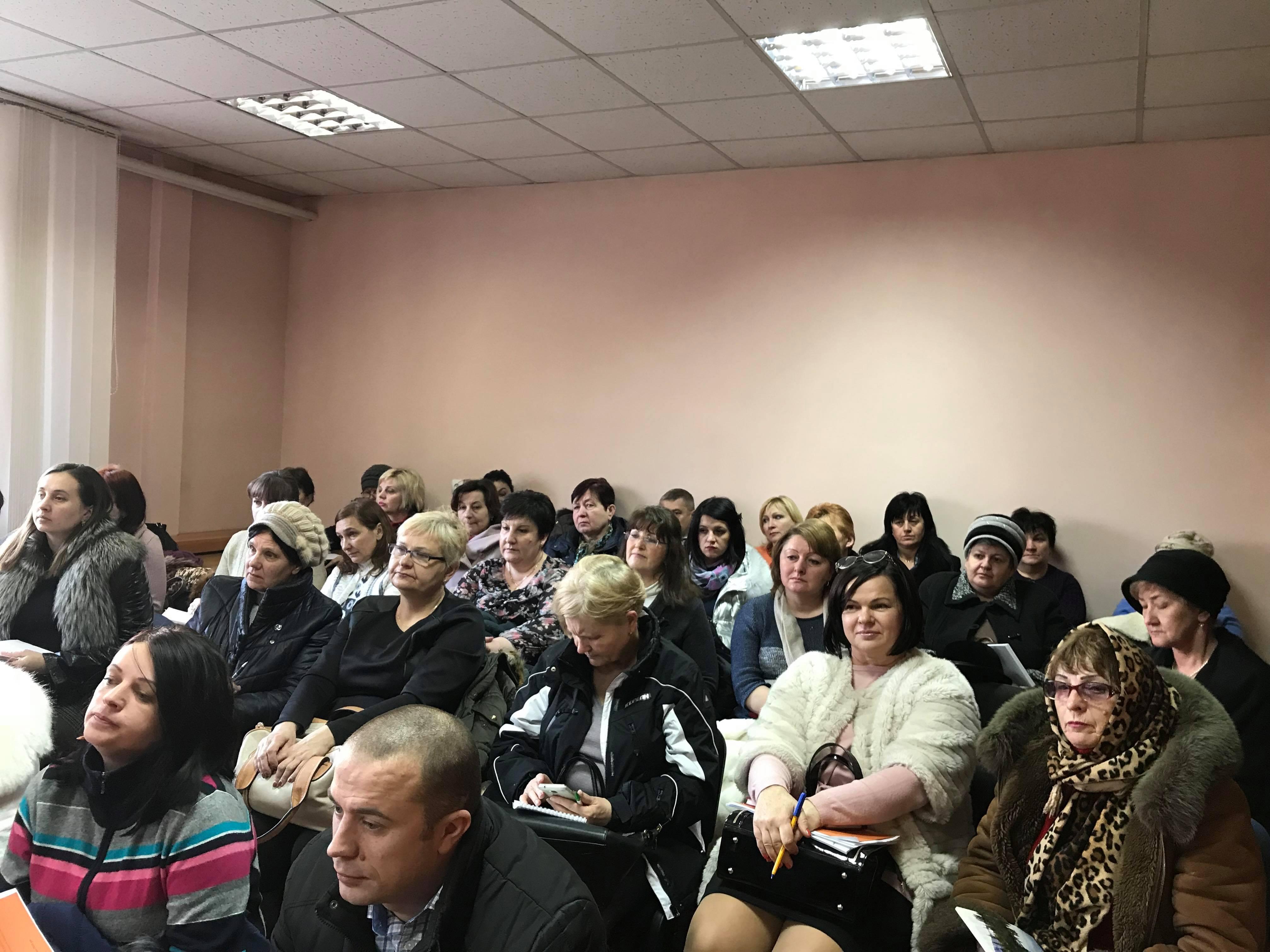 ДФС у Закарпатській області інформує про семінари для платників!