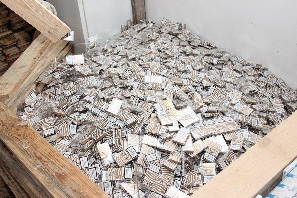Закарпатська митниця інформує про велику тютюнову контрабанду
