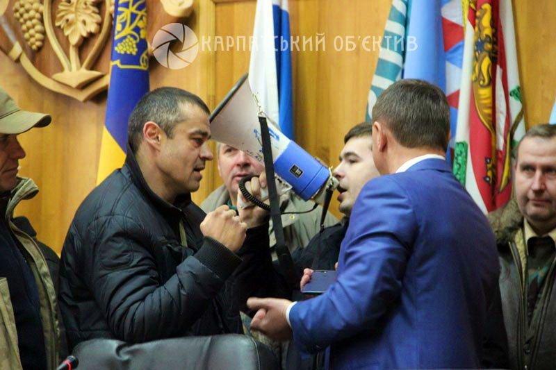 Ужгород. Як проходила сесія міськради