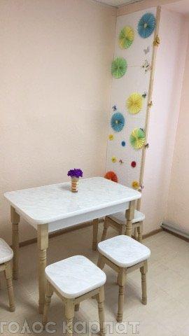 Перший на Закарпатті інклюзивний центр Центр допоможе дітям адаптуватись у житті
