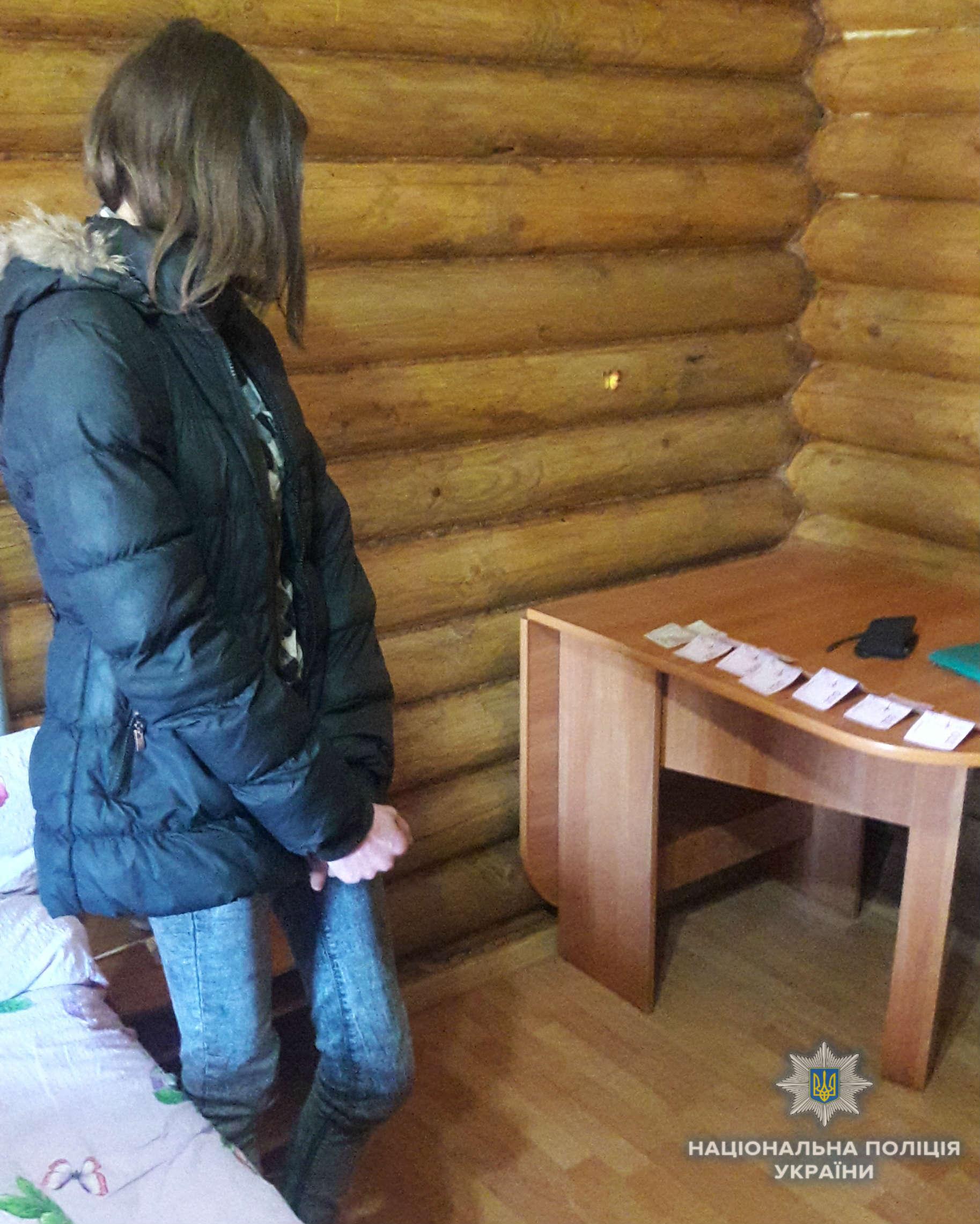 Поліція Закарпаття задокументувала факт звідництва у Сваляві