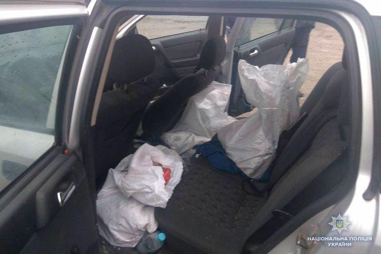 Тернопідбщина. Злодії із Закарпаття викрали запчастин на майже сто тисяч гривень