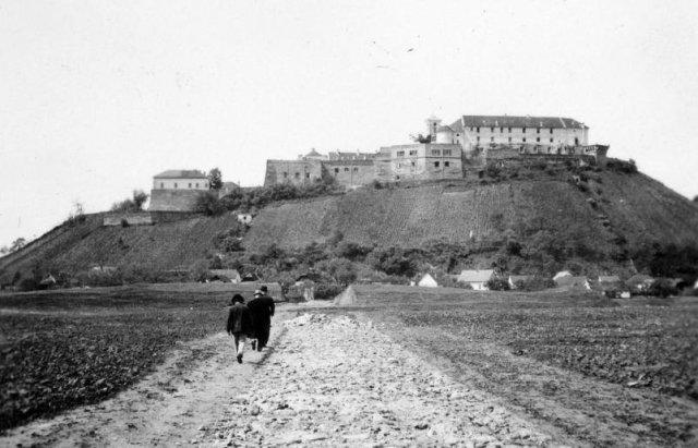 Мукачівський замок Паланок напередодні Другої світової війни