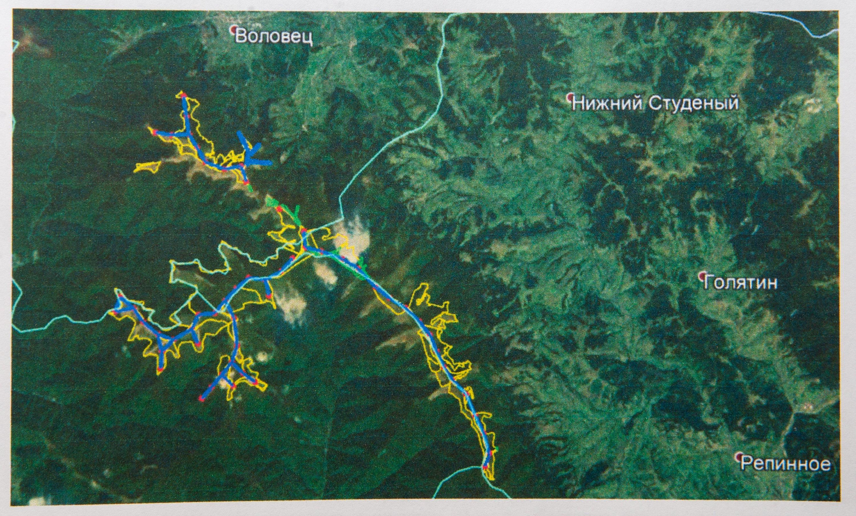 На Закарпатті енергопарк загрожує знищити знакове туристичне місце – Боржаву