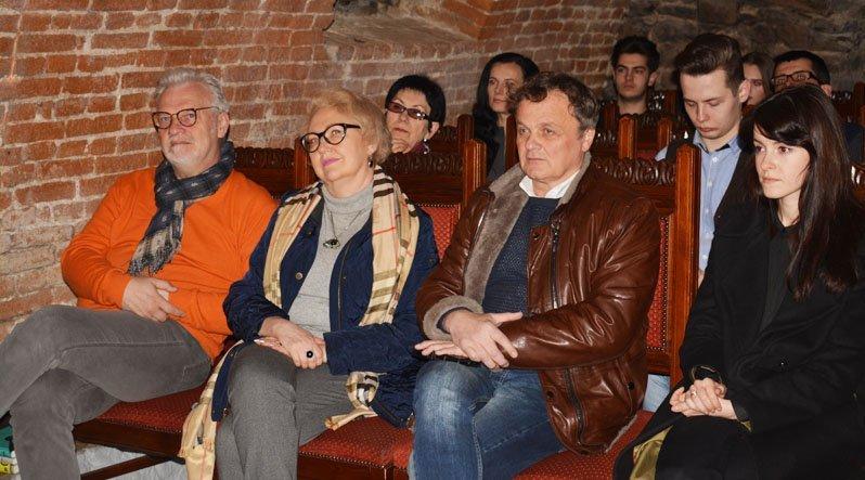 Андрій Любка у древній фортеці Ужгорода розкривав секрети успіху