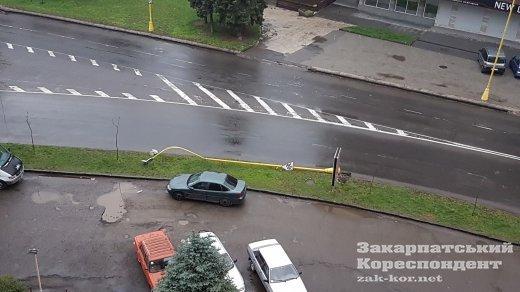 Ужгород, Ранкова несподіванка