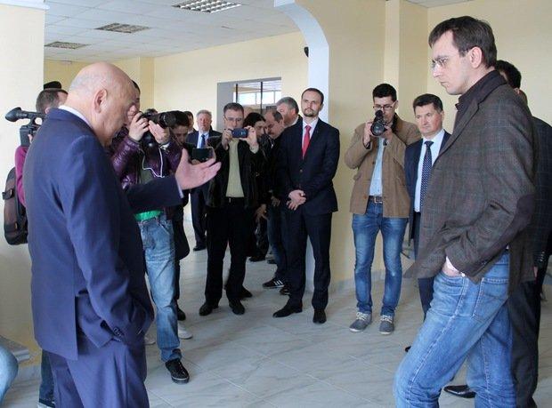 Міністр обіцяє підняти Ужгород на крила