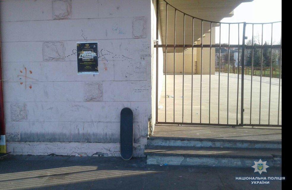 Поліцейські Ужгорода оперативно затримали неповнолітніх крадіїв